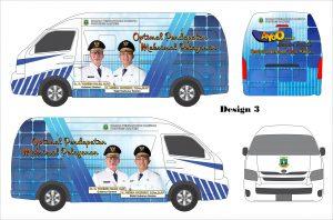 branding mobil partai